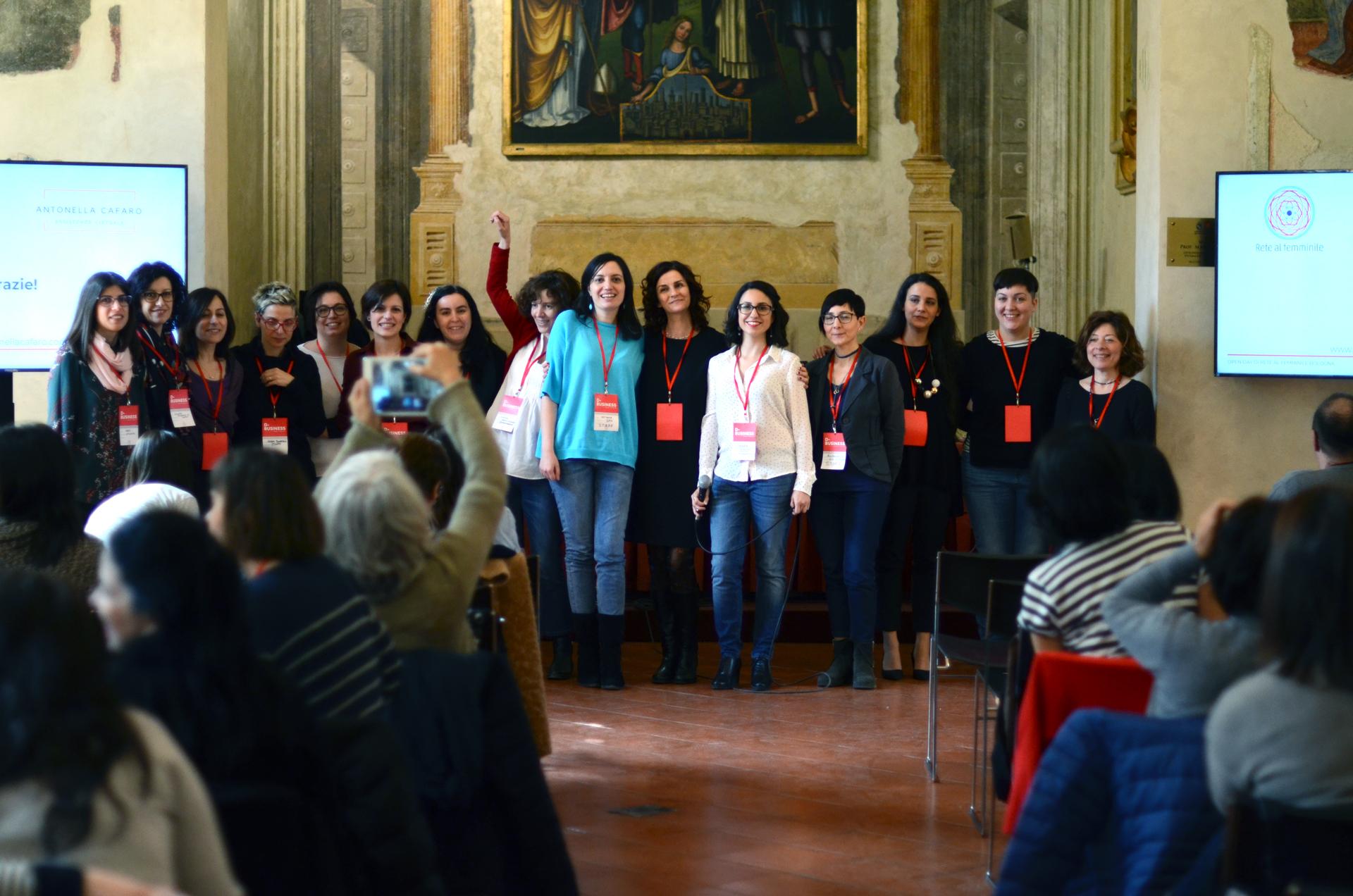 Professioniste Rete al Femminile di Bologna