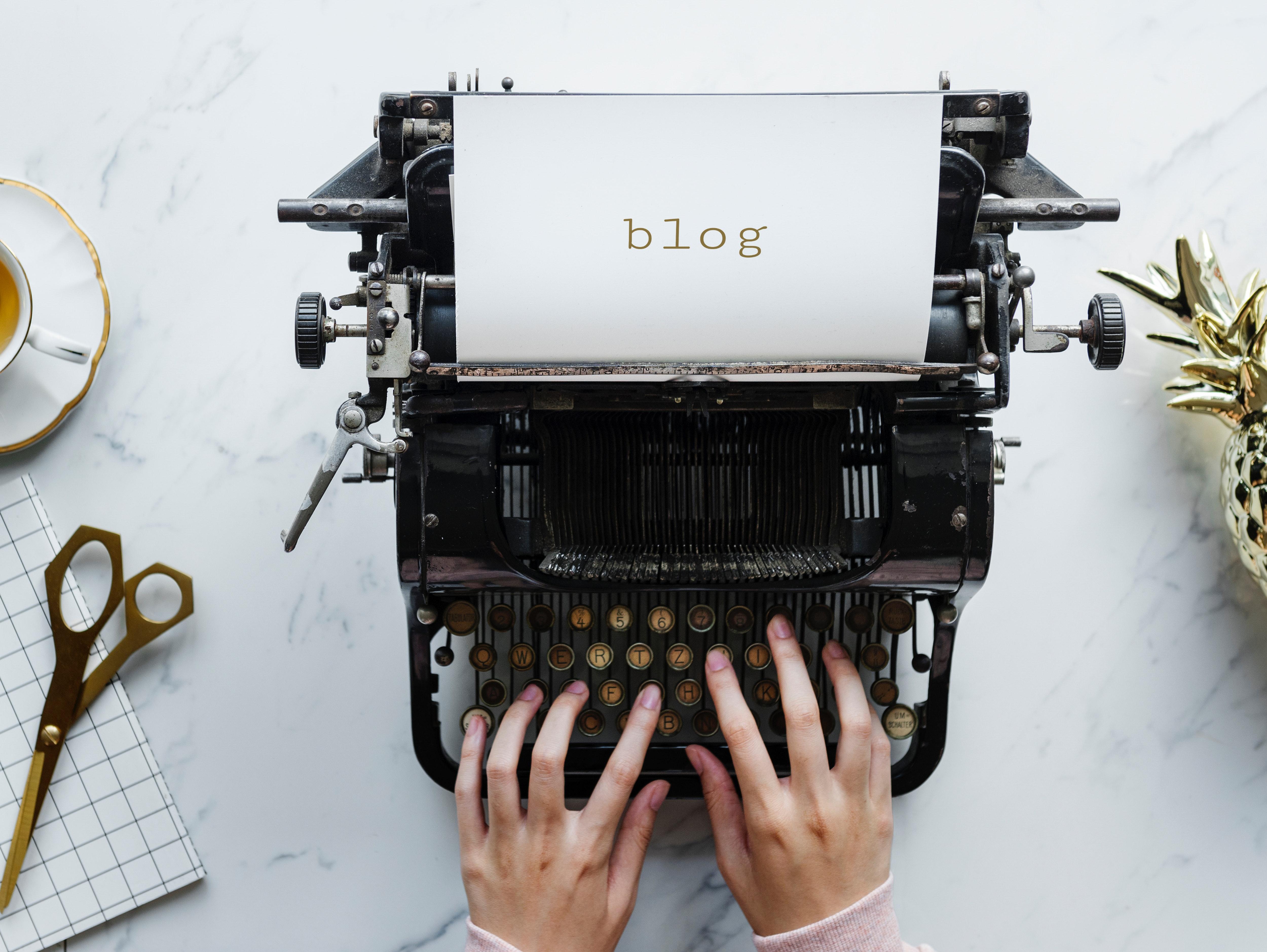 perché scegliere di aprire un blog