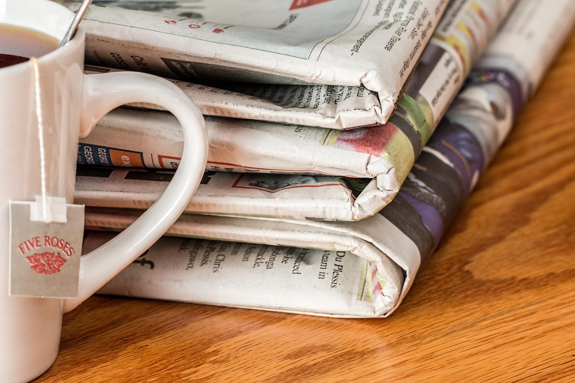 Spunti di marketing dai miei ritagli di giornale