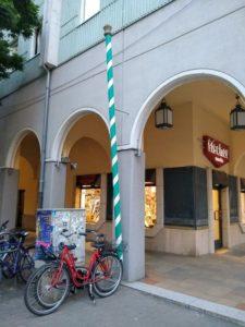 Nikolaviertel a Berlino
