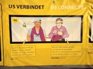 lezioni di marketing da Berlino: la nonna e il rapper
